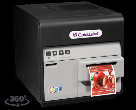 Quicklabel – Etikettendrucker und Aufkleberproduktion